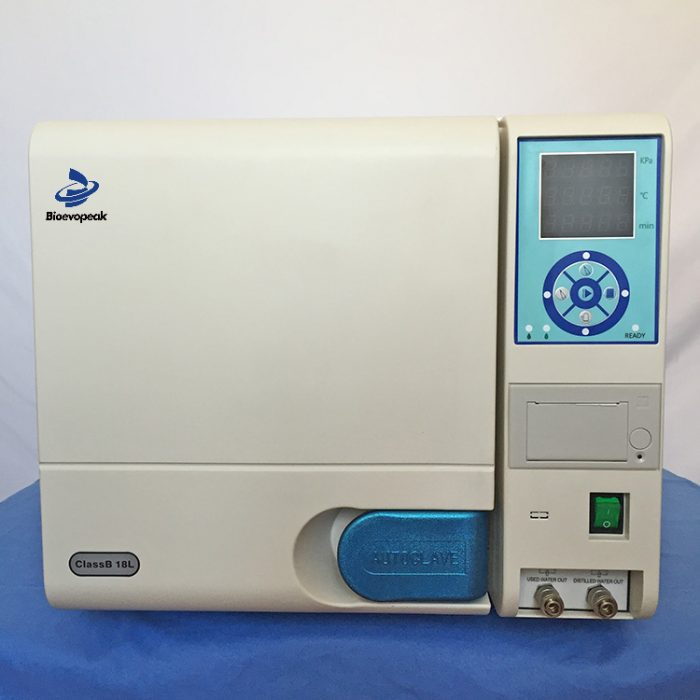 Class B Benchtop Autoclave