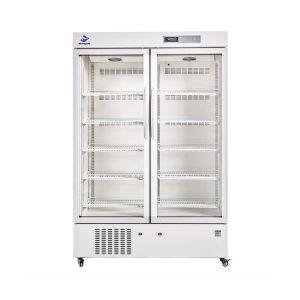 Double Door Pharmaceutical Refrigerator