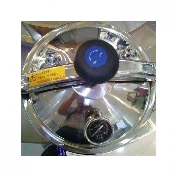 Portable Pressure Steam Sterilizer, Automatic microcomputer type, STP-A Series 02