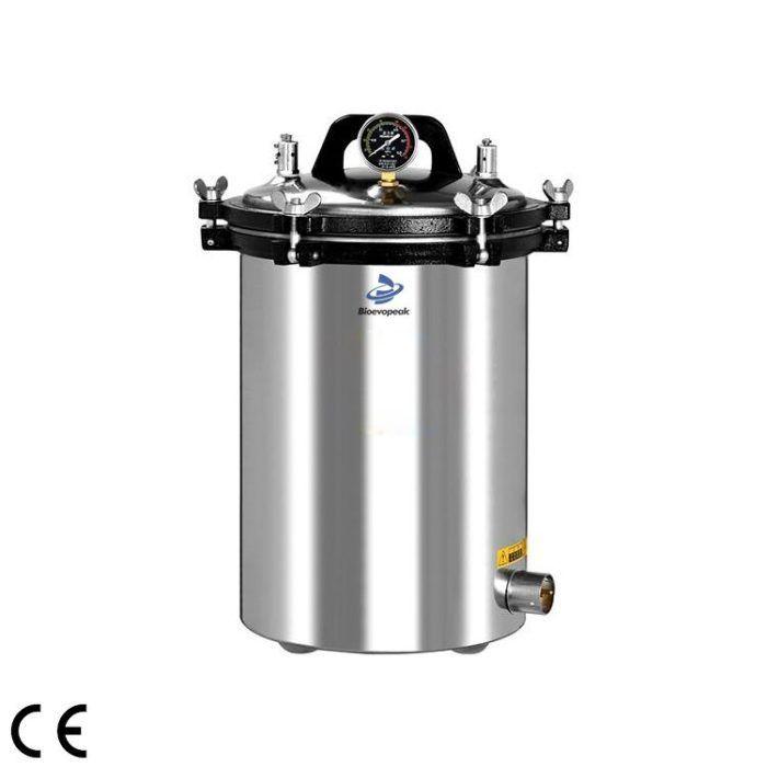 Portable Pressure Steam Sterilizer, STP-M Series 01