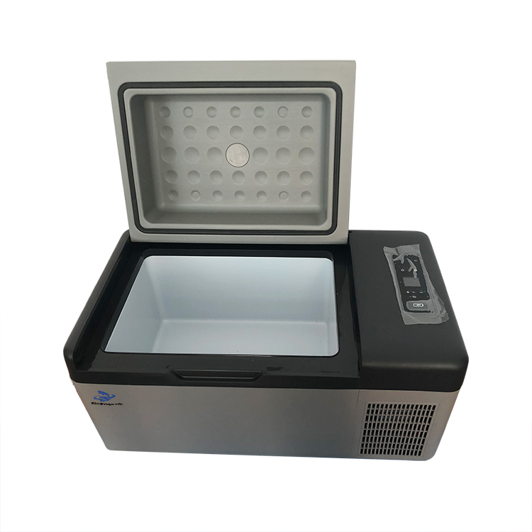 Rechargeable Portable Car Refrigerator with LED Display