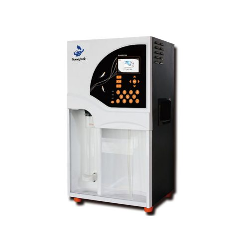 Automatic Kjeldahl Analyzer Automatic accurate distribute alkali and boric acid solution