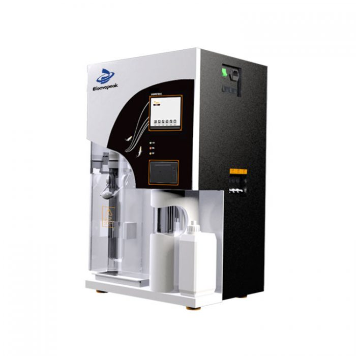 Automatic Kjeldahl Analyzer Integrated Printer on the Instruments