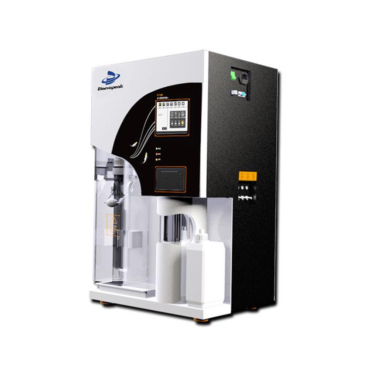 Automatic Kjeldahl Analyzer with Built-in Printer Double distillation modelmeets
