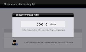 Benchtop Conductivity TDS Salinity Conductivity Ash Meter pH meter