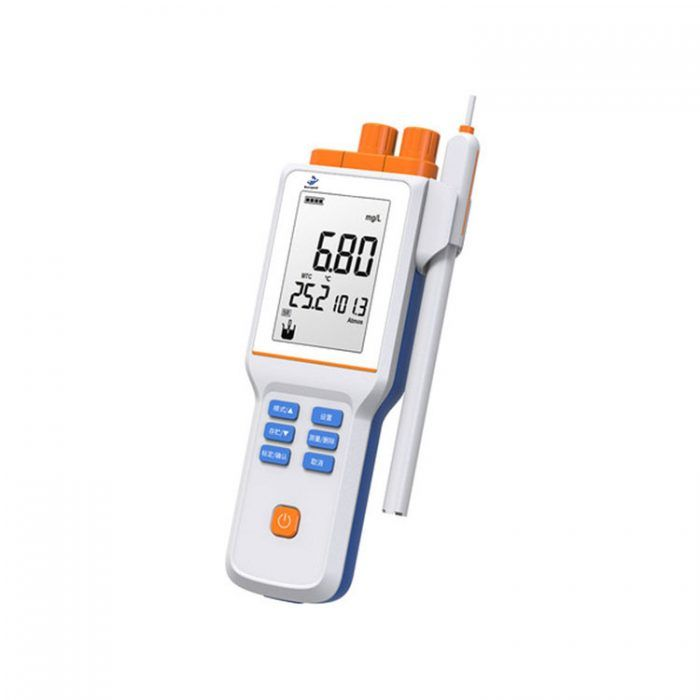 DO-607A Dissolved Oxygen Meter, Portable Type