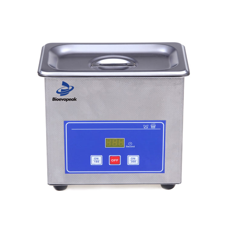 Digital Ultrasonic Cleaner With LED Display Super Water Performance
