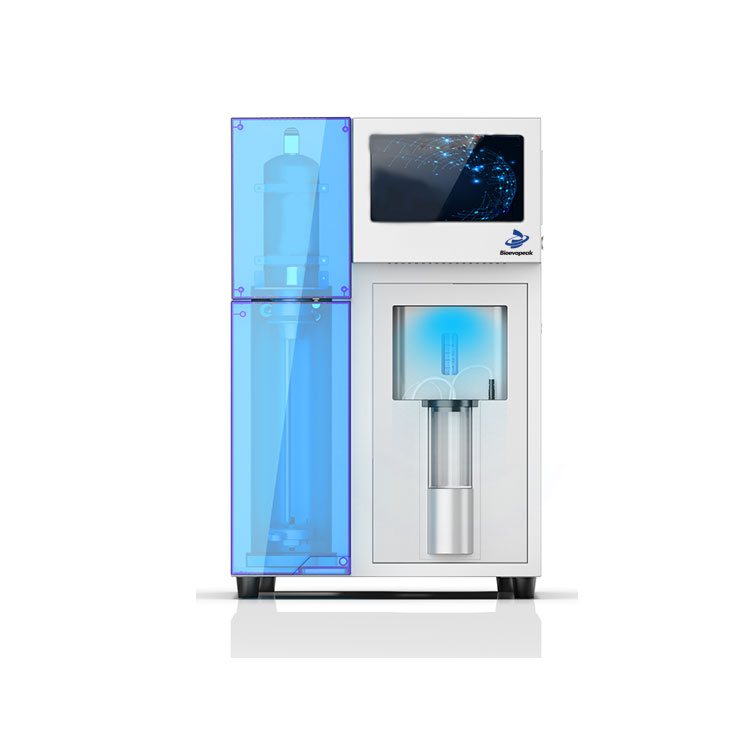Fully Automatic Kjeldahl Analyzer with Safety Door Protection
