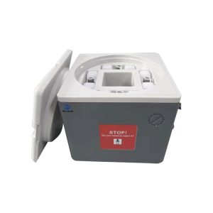 High Quality Laboratory 1.7L Medical Cooler Box with 4 Ice Packs