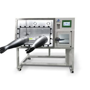 Laboratory Anaerobic Incubator Environmental Chamber for Bacteria Culture