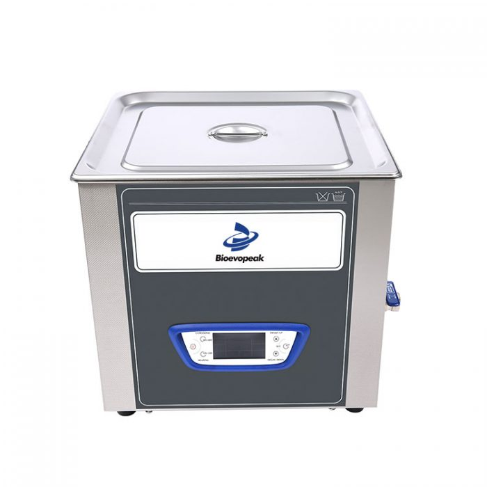 Multifunctional Ultrasonic Cleaner With LCD Display