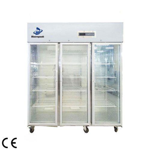2~8℃ Three-Door pharmacy Medical Refrigerator, PR5-1500