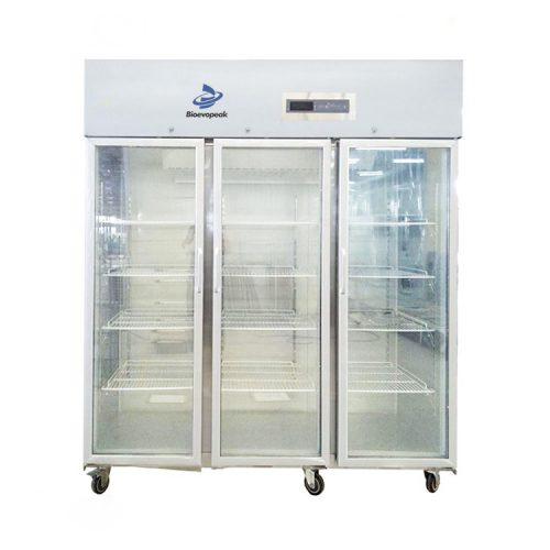 2~8℃ Three-Door pharmacy medical refrigerator