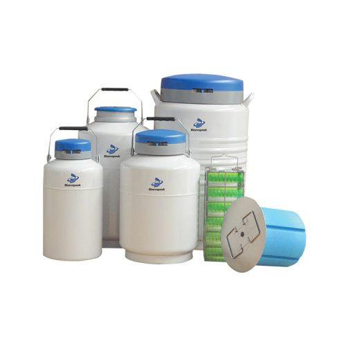 LNC-D Series Dry Shipper Liquid Nitrogen Tank
