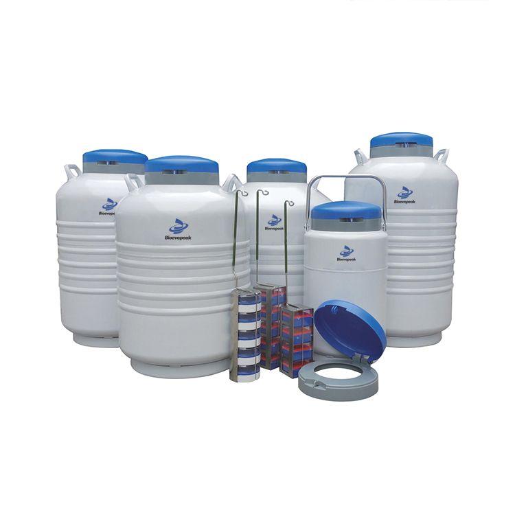 LNC-L Series Laboratory Liquid Nitrogen Tank (2)