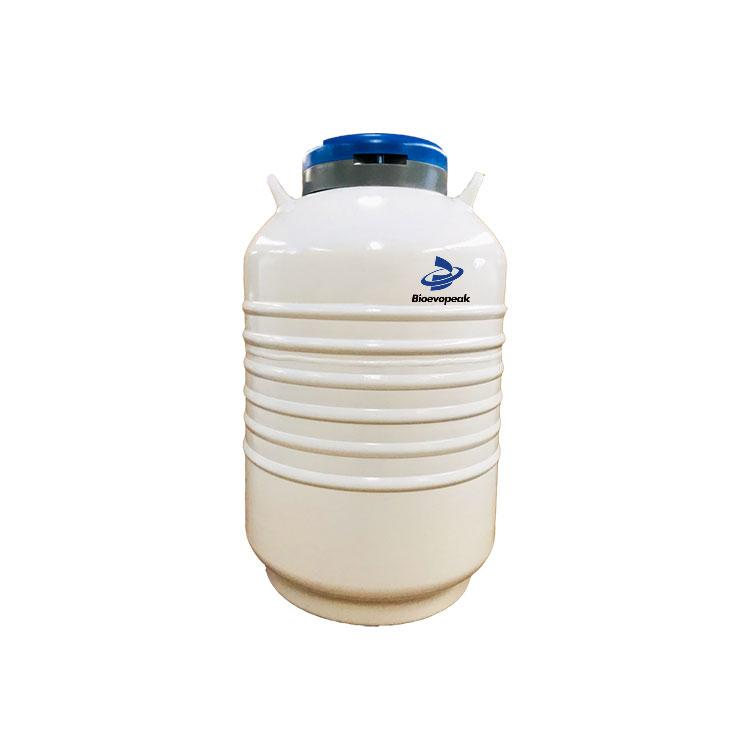 Liquid Nitrogen Container Laboratory Series LNC-L35-125