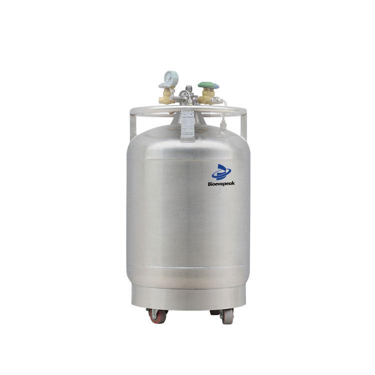 Liquid Nitrogen Filling Tank Series