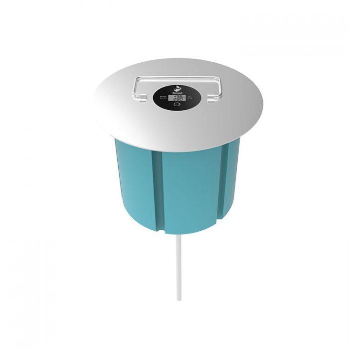Liquid Nitrogen Tank SmartCap Intelligent Cork