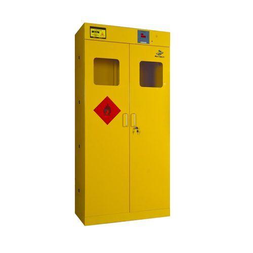 gas cylinder cabinet