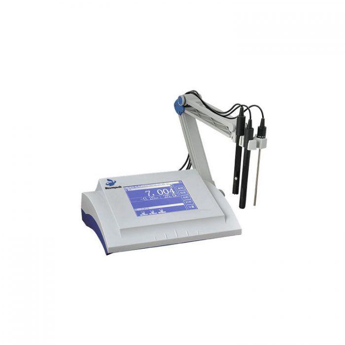 Bench-top-pH-Meter-Ion-Meter