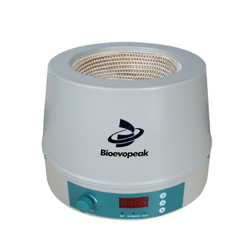 Digital Magnetic Stirring Heating Mantle, HMSD Series