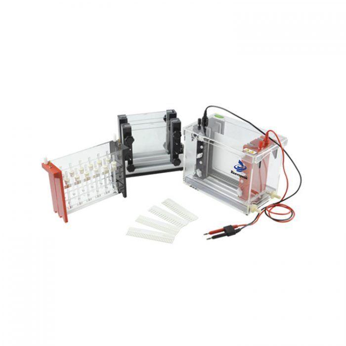 Electrophoresis Tank, 2-dimensional, GEP-CTD3
