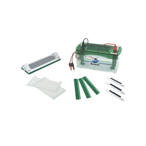 Electrophoresis tank