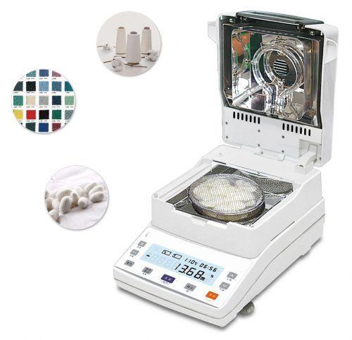 MCA100-IR Infrared Moisture Analyzer