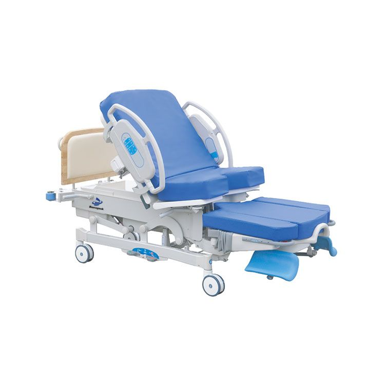 integrated delivery bed