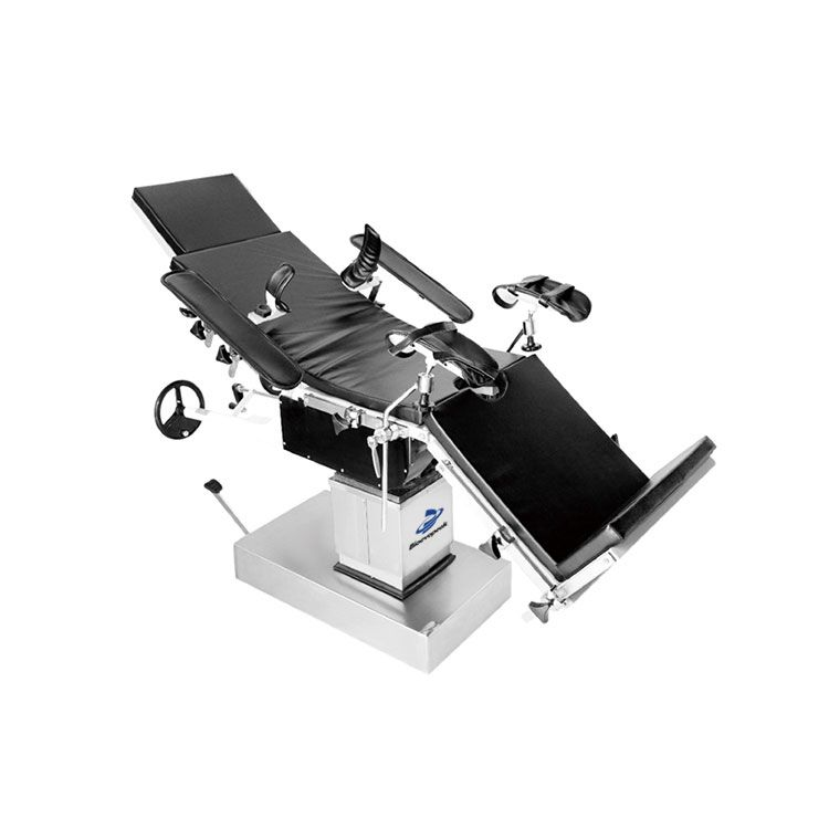 Operated Operating Table