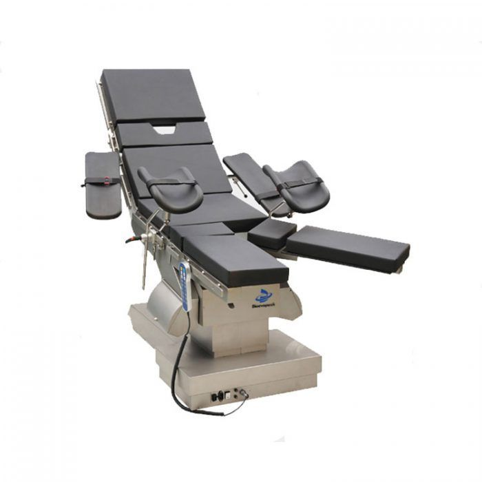 Ultra Low Hydraulic Operating Table