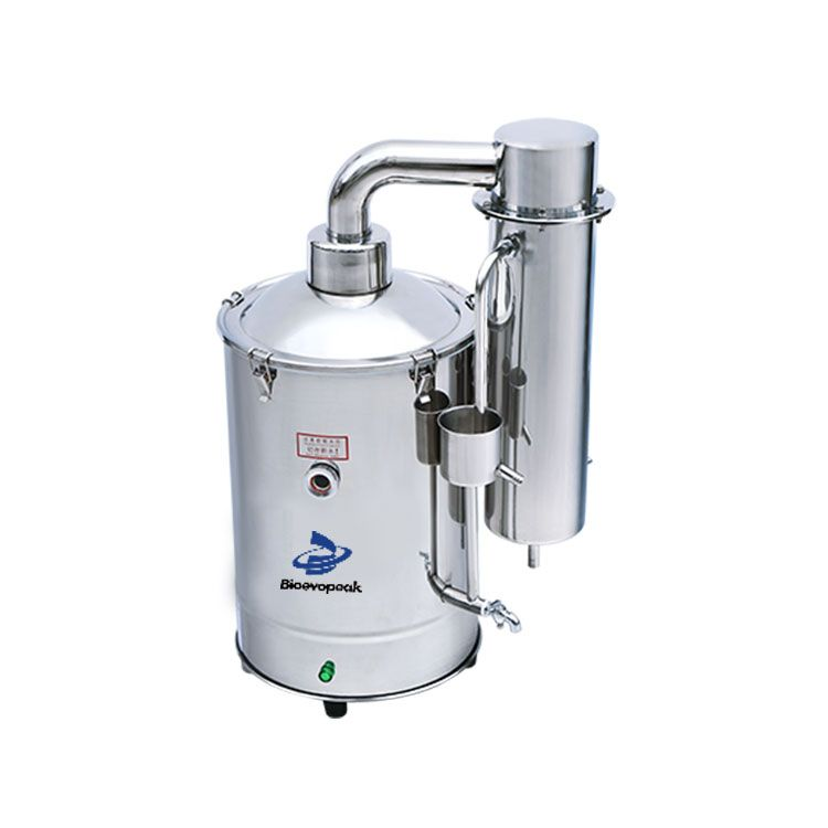 Stainless Steel Distilled Water Device, WDST-20E