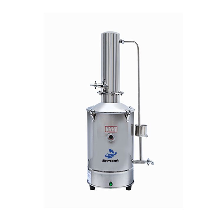 Stainless Steel Distilled Water Device, WDST Series