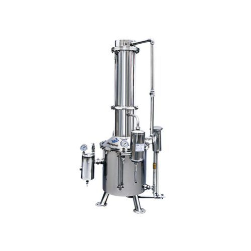 Stainless Steel Tower Steam Re-distilled Water Device, WDST-T Series