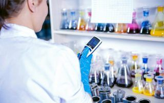 How Are Chemicals Stored Safely in Labs