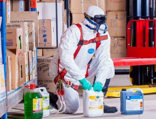5 Types of Laboratory Hazards