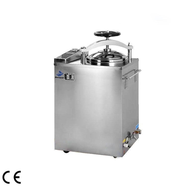 Pulse-Vacuum-Autoclave-Vertical-type-STV-APV-Series